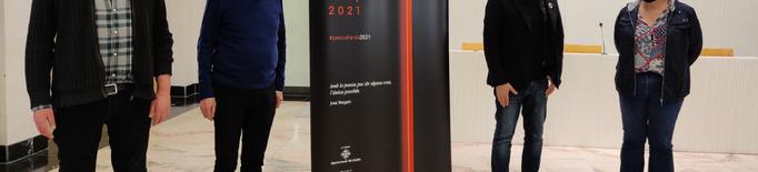 ⏯️ Lleida viurà tres dies de poesia amb 9 propostes diverses