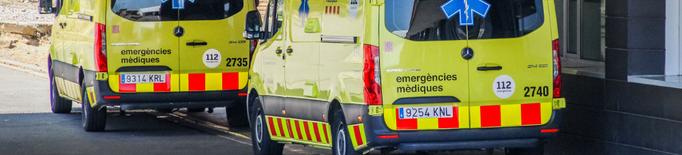 Baixen a 114 els hospitalitzats per covid-19 a Ponent