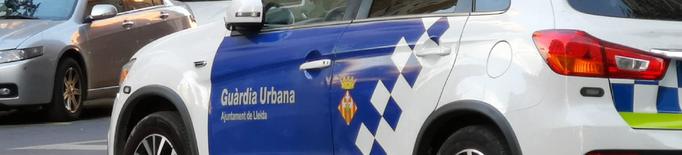 Enxampen un conductor lleidatà que sextuplicava la taxa d'alcoholèmia després de provocar un accident