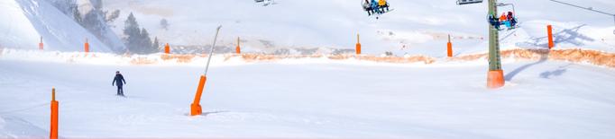 Baqueira Beret amplia domini esquiable després de l'aixecament del confinament comarcal