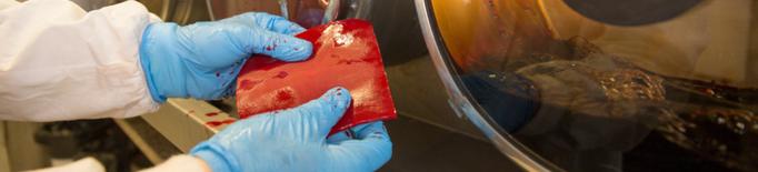 El Campus Igualada-UdL crea un sistema per fer més sostenible la indústria de la pell
