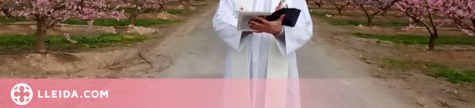 ⏯️ Sermó enmig del mar rosa d'Aitona