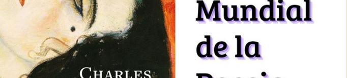 El CNL de Lleida celebra el Dia Mundial de la Poesia amb Pere Rovira i Charles Baudelaire