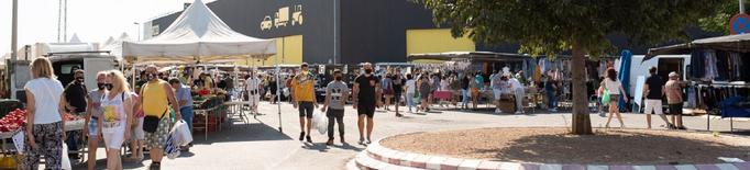 El Mercat de Torrefarrera obre totes les parades a partir d'aquest diumenge