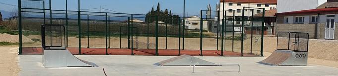 Vila-sana projecta nous espais socials i lúdico-esportius