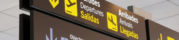 Catalunya rep un 94,4% menys de turistes estrangers al febrer