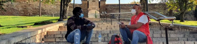 La pandèmia ha afectat la salut emocional de la meitat dels atesos als programes socials de Creu Roja Lleida