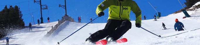 L'estació d'esquí de Masella opta per tancar pel retorn al confinament comarcal