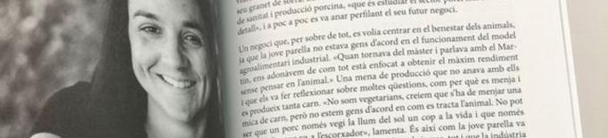 Presenten a Solsona un relat generacional que situa les dones pageses al centre