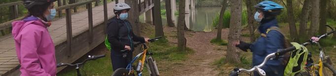 Descobrir la Mitjana i l'Horta de Granyena en bicicleta
