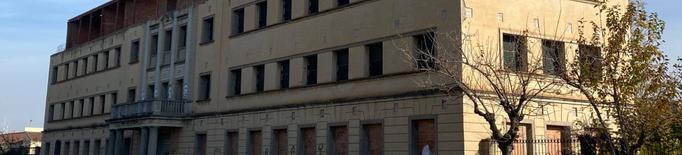 Quatre empreses opten a rehabilitar l'antic edifici de capitania de Gardeny