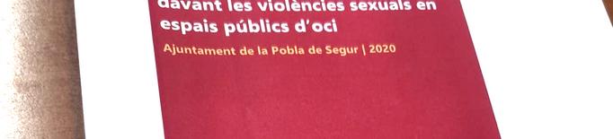 La Pobla aprova un protocol d'actuació contra la violència sexual en l'oci nocturn