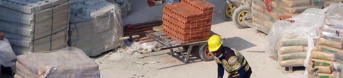 Cau el consum de ciment a Catalunya durant l'any de la pandèmia