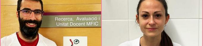 Beques de recerca per a dos professionals de l'atenció primària de Lleida