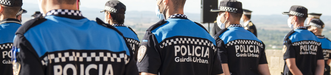 La Paeria aprova les bases per convocar 10 places a la Guàrdia Urbana