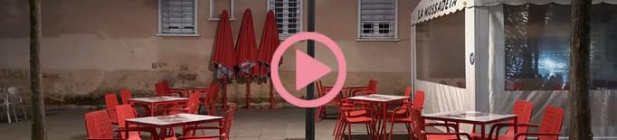 ⏯️ Catalunya fixa la data per permetre els sopars a bars i restaurants