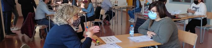 'Speed dating' a les Garrigues entre joves i organitzacions del territori