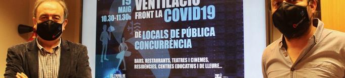 Les claus d'una bona ventilació contra la covid-19
