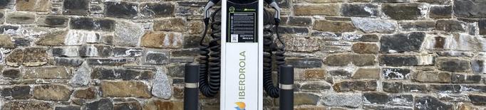 Bagergue activa el seu primer punt de recàrrega públic de vehicles elèctrics