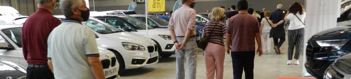 Lleida Ocasió tanca amb 125 vehicles venuts i satisfacció per part dels expositors