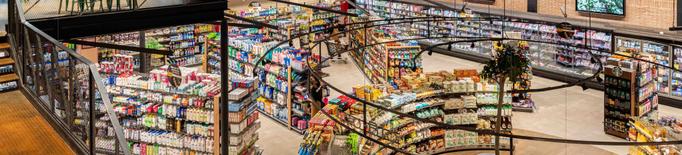 Així és el supermercat més modern de Lleida