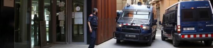 Presó provisional per a la majoria de detinguts en una operació antidroga a Lleida i Balaguer