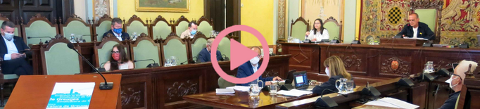⏯️ El govern de la Paeria convocarà una audiència sobre l'atenció a temporers i sensesostre