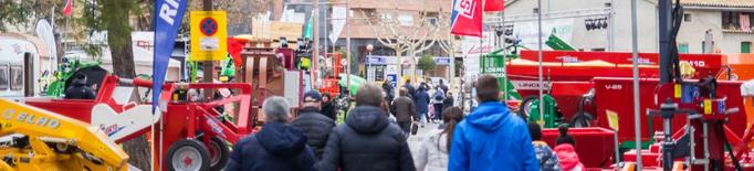 ⏯️ La Fira de Sant Josep de Mollerussa obre les portes divendres amb 153 expositors