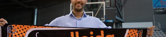 """Gerard Encuentra agafa les regnes del Força Lleida, un """"somni"""" complert"""