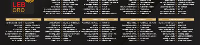 El Força Lleida ja coneix el seu calendari de lliga