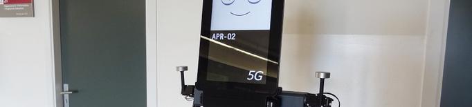 La UdL dissenya un robot que mesura el diòxid de carboni