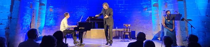 La poesia de Josep Carner clou el desè Juliol de Música i Poesia de Balaguer