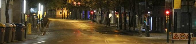 Es prorroga el toc de queda nocturn a 162 municipis