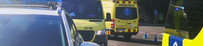 Condueix begut i atropella una dona i el seu fill a Lleida