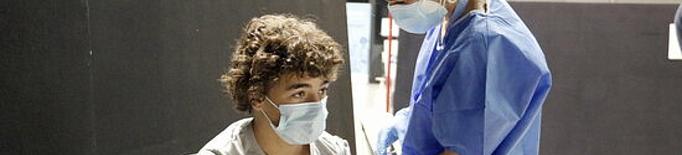 Nova campanya per potenciar la vacunació a les franges amb menys cobertura