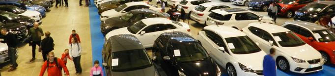 Les vendes de vehicles d'ocasió a Catalunya se situen per sota dels nivells prepandèmia