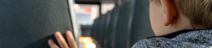 CCOO denuncia que a la Noguera s'aposta per un transport escolar de baix cost