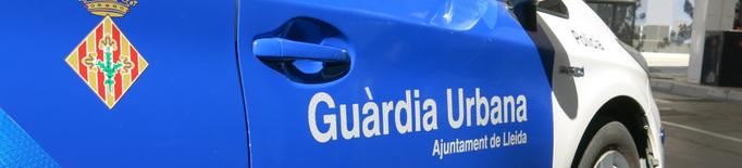 Detingut per robar en un estanc i agredir la dependenta a Lleida