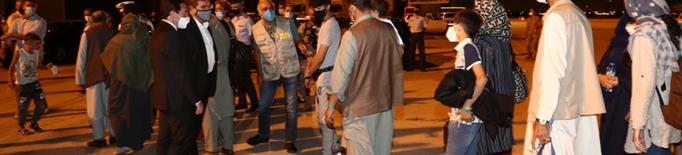 Catalunya acull més de 200 refugiats d'Afganistan