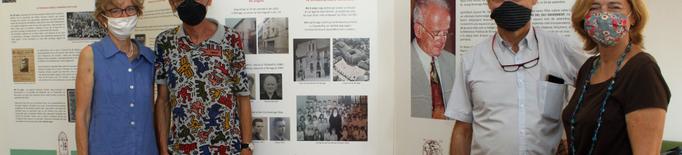 Tàrrega honora la memòria del Dr. Josep Domingo en el centenari del seu naixement