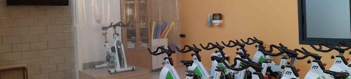 El gimnàs municipal de Bellpuig reprèn la seva activitat