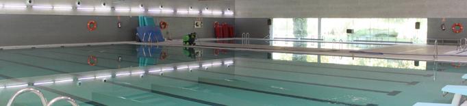 La piscina coberta municipal de Tàrrega ja té data per tornar a obrir