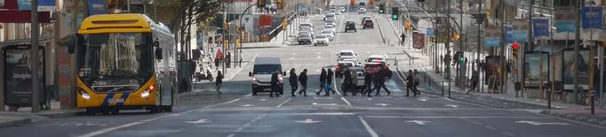 Mor una dona atropellada per un patinet elèctric a Lleida