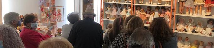Benavent estrena el Museu de Nines Antigues amb la col·lecció d'una veïna