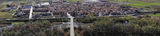Més d'un milió d'euros per modernitzar la xarxa de regadiu de la Sèquia de Torres de Segre