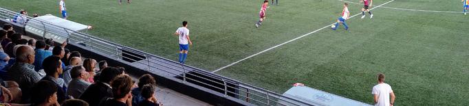 Tres detinguts per robar a les oficines d'un club de futbol lleidatà