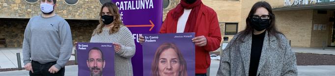 Jaume Moya reivindica Lleida, l'Alt Pirineu i Aran com a territori de drets