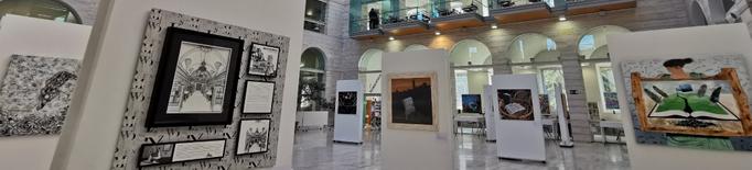 """""""LiterArt Cercle"""", la literatura com a eix de creació a Lleida"""