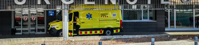 Arriben a 200 els ingressats per covid-19 als hospitals de Ponent