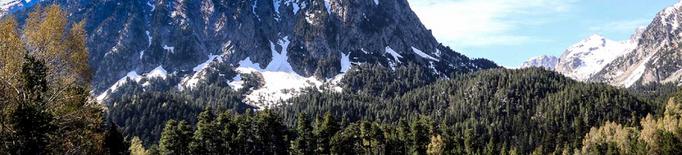 Menys pluja i més temperatura, efectes del canvi climàtic al Pirineu a final de segle